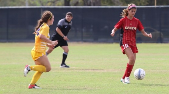 The UHV Jaguars came up short Saturday dropping a 1-0 decision to LSUA.