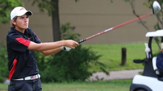 UHV's James Rollins finished tied for seventh at the MCC Dr. Pepper Classic on Tuesday.