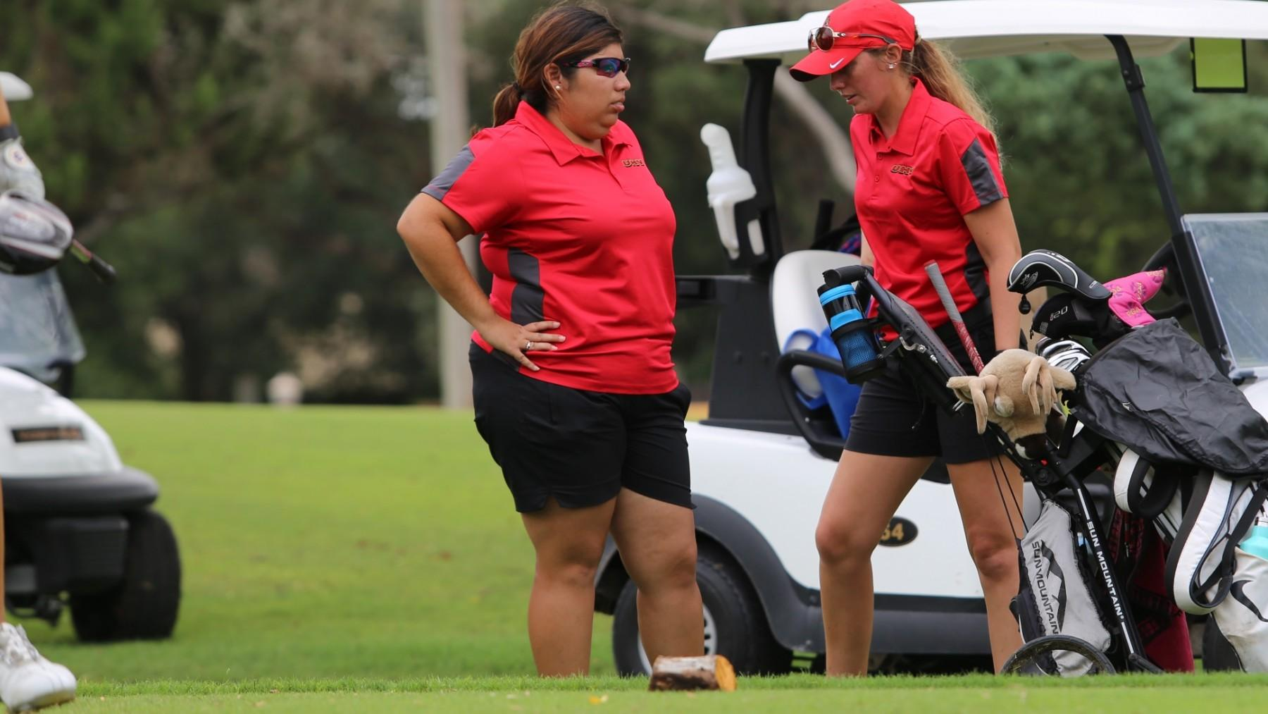 Christi Cano was named the new UHV head women's and men's golf coach on Thursday.