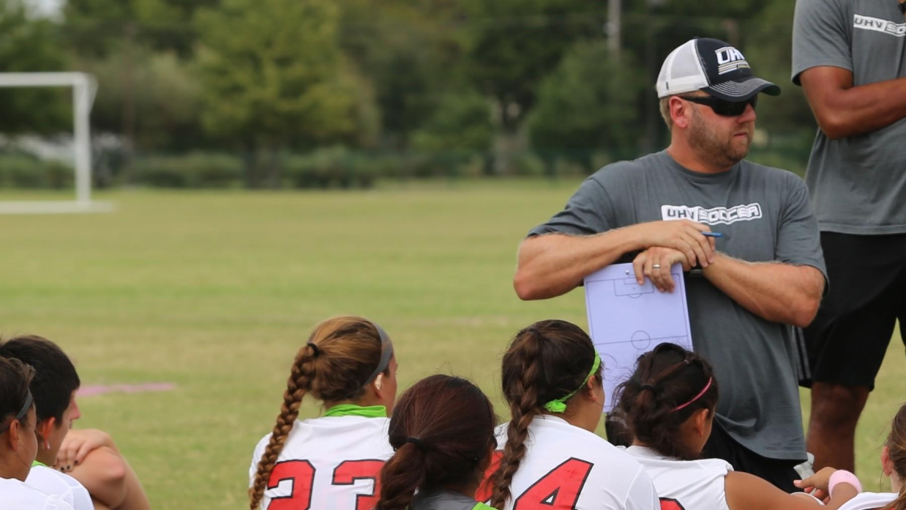 Rigby named assistant AD at UHV