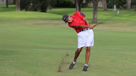 The UHV men's golf team will be out to defend its title this weekend at the PGA Minority Collegiate Golf Championship.
