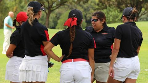 The UHV women's golf team will compete in its final 2017 event this weekend at the PGA Minority Golf Championships.