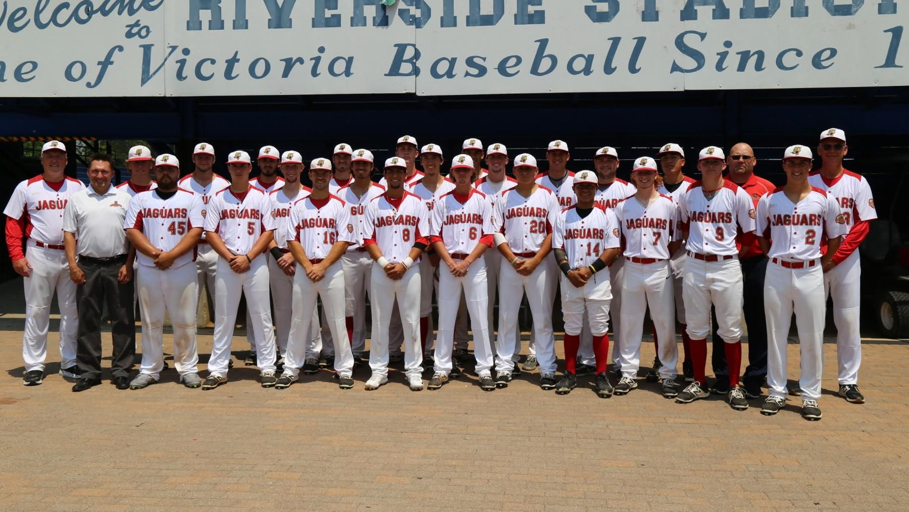 UHV baseball wins Champions of Character award