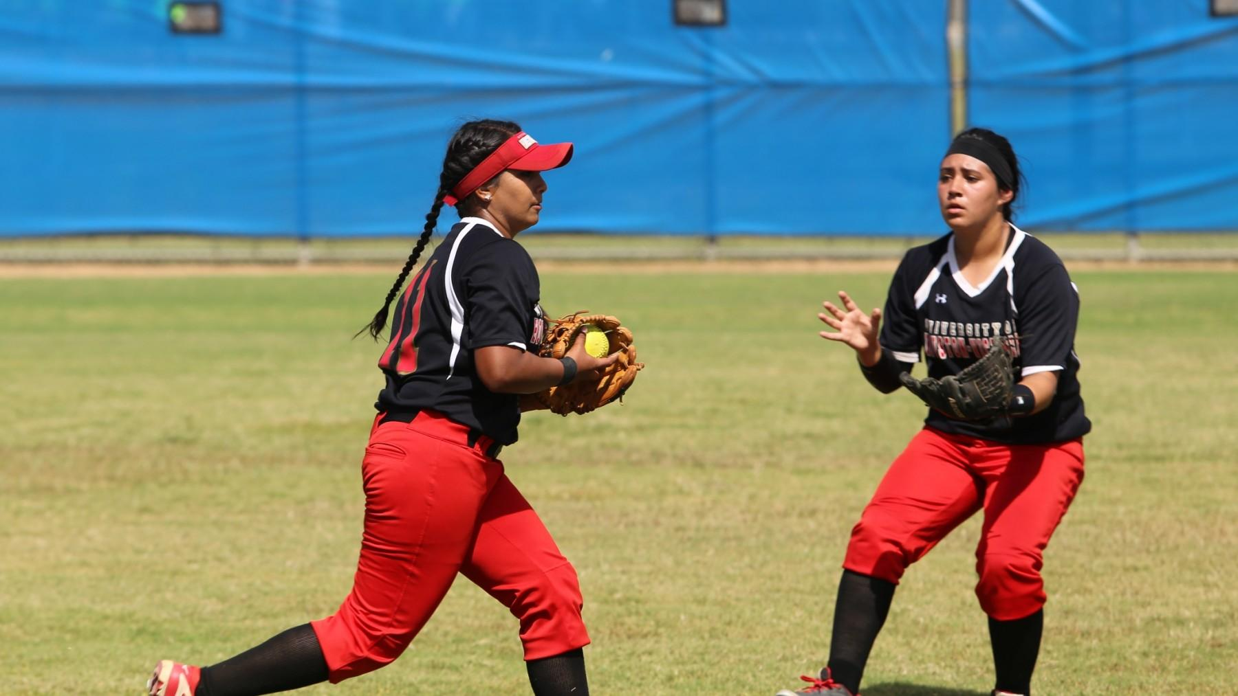 The UHV Jaguars dropped a pair of games to the LSUA Generals on Saturday.