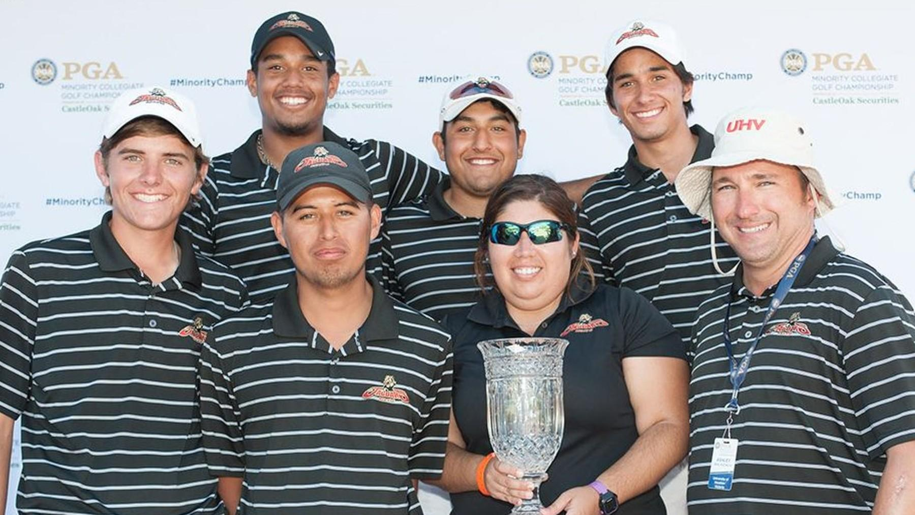Jaguars capture third PGA Minority title