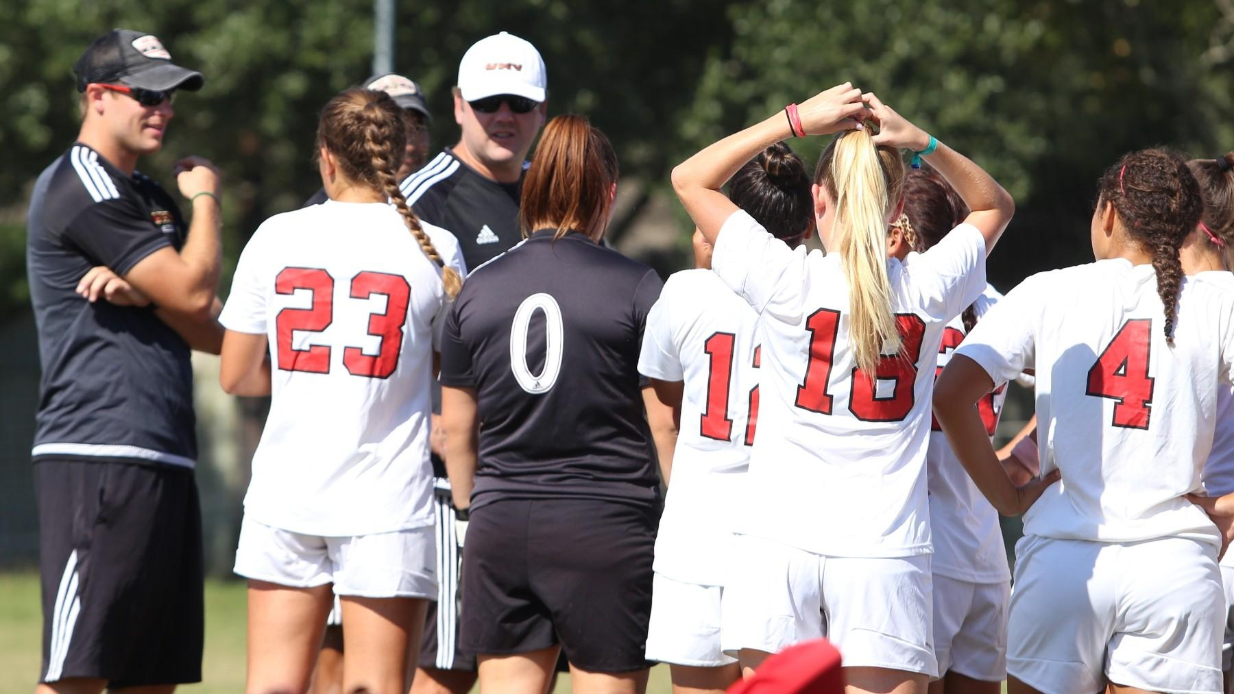UHV will host a Women's Soccer Elite ID Camp on Saturday, March 25.