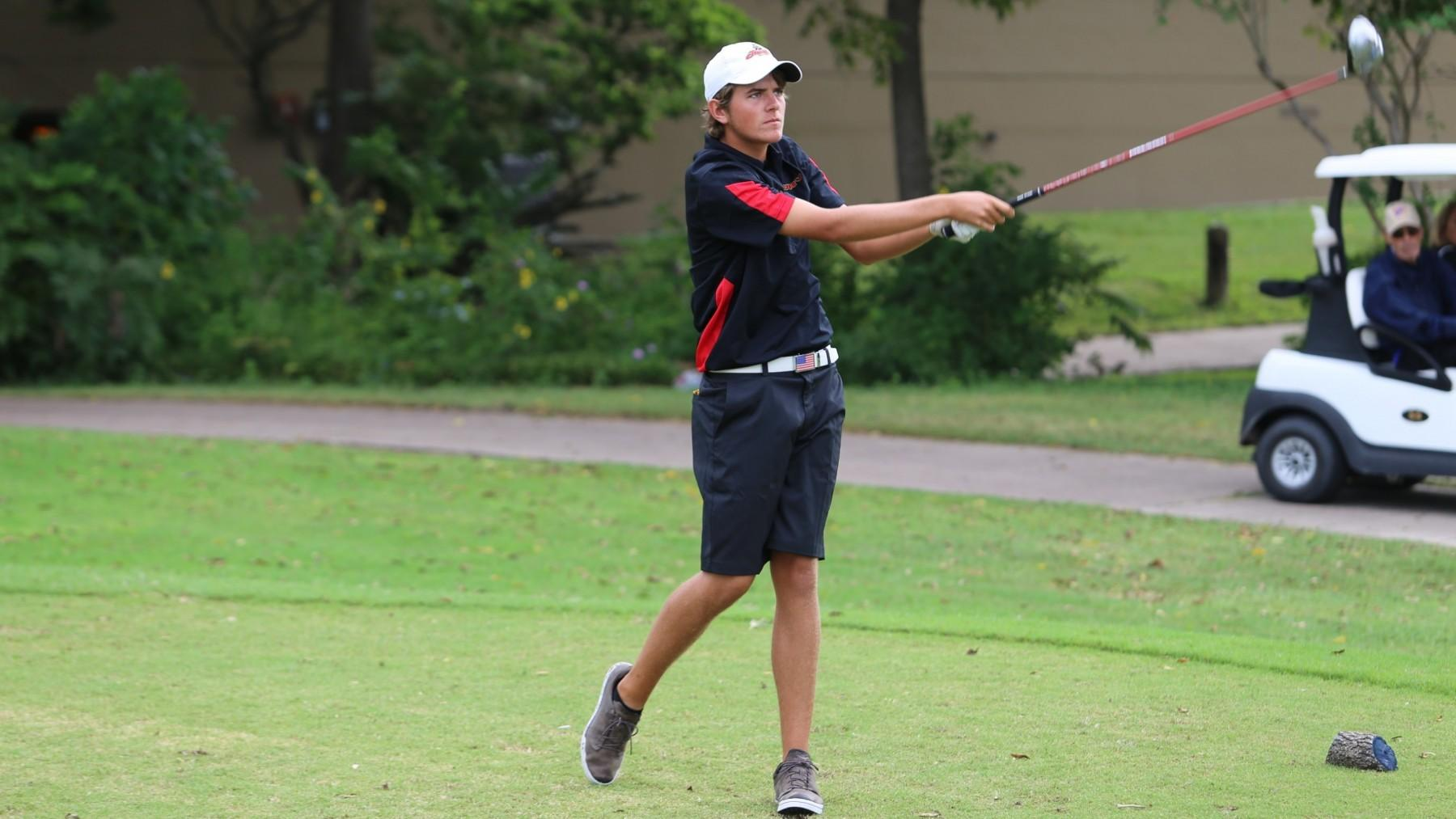 Louisiana golf event cancelled for UHV men